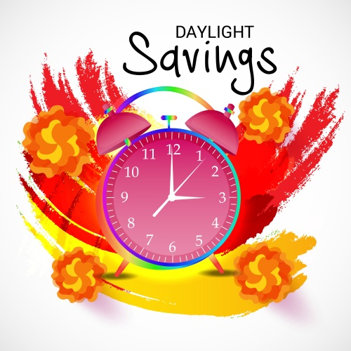Daylight Savings Time - Fall