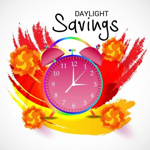 Daylight Savings Time - Fall
